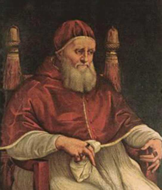The end of Papacy: Prophecy of St. Malachy