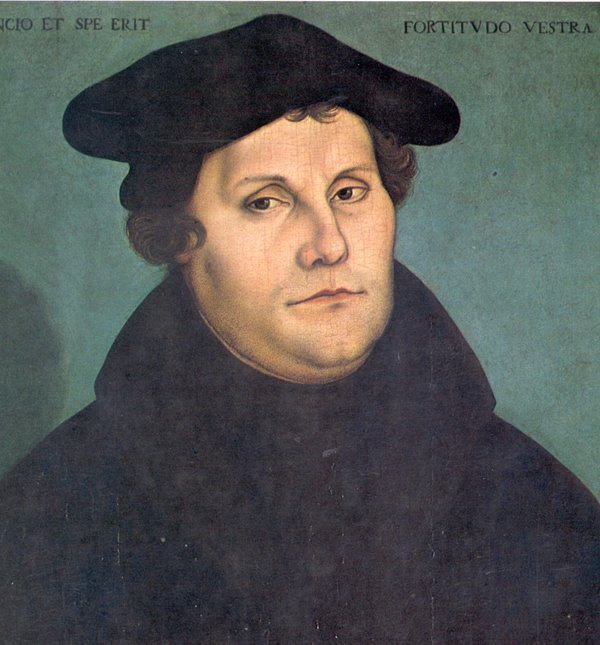 Martin Luther (quote)