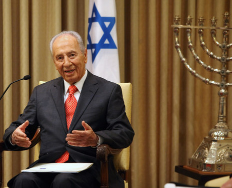 Shimon Peres: Israel's former Prime Minister dies at 93