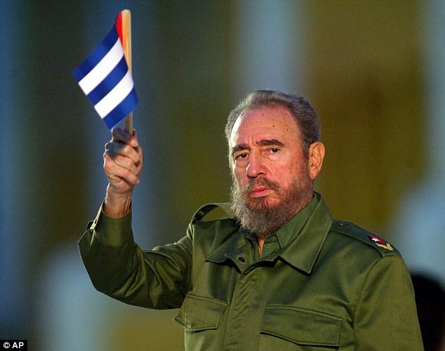 Cuban revolutionary leader Fidel Castro dies aged 90
