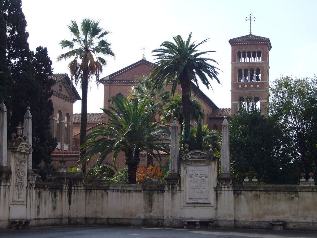 St Anselm on the Aventine