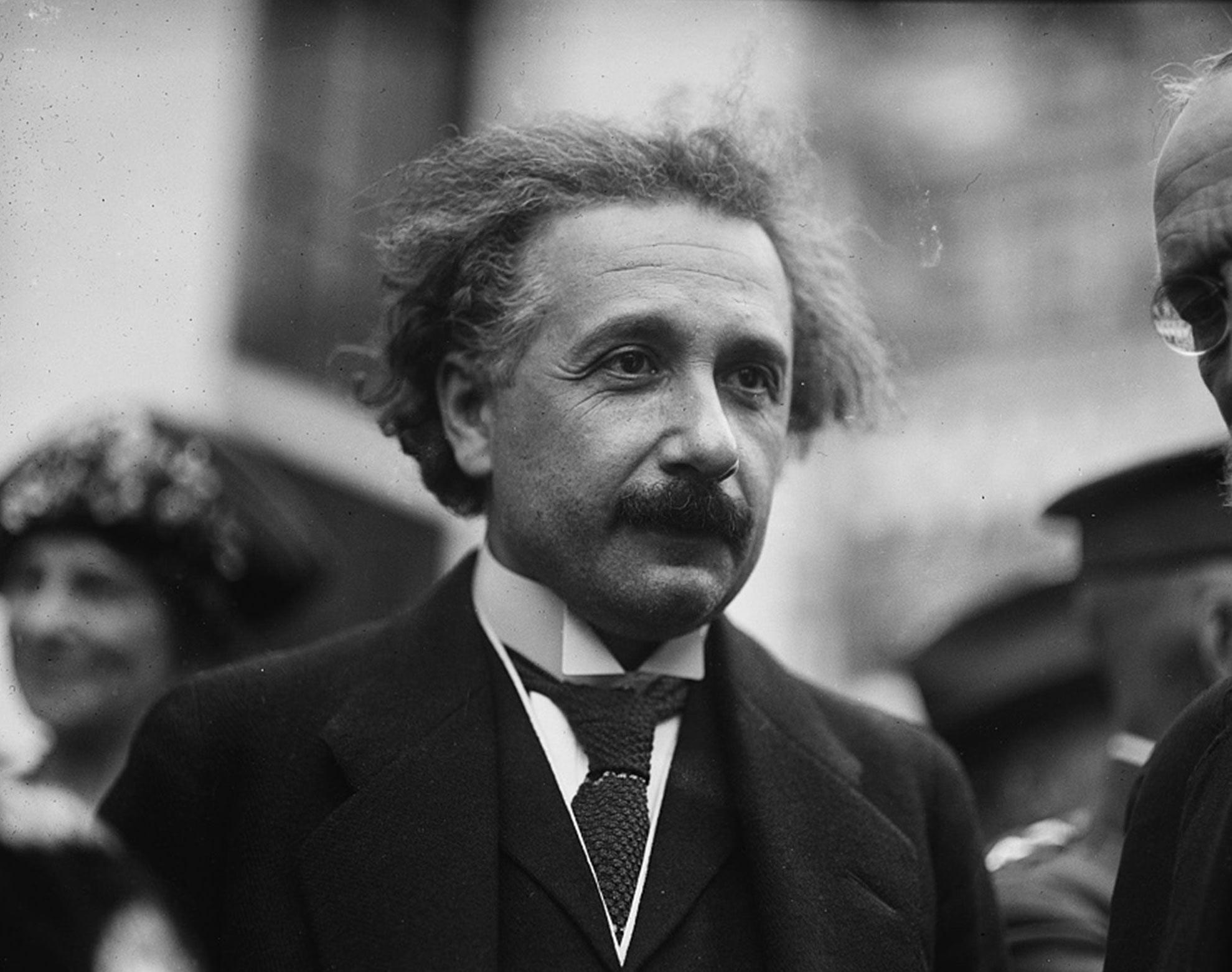 Albert Einstein (quote)