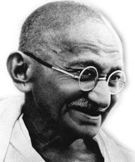 Mahatma Gandi (quotes)