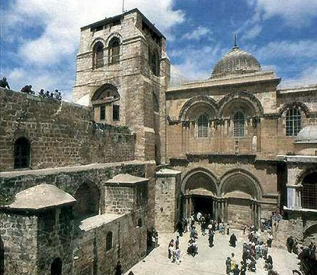 Jerusalem's Holy Sepulchre Church closes in tax protest