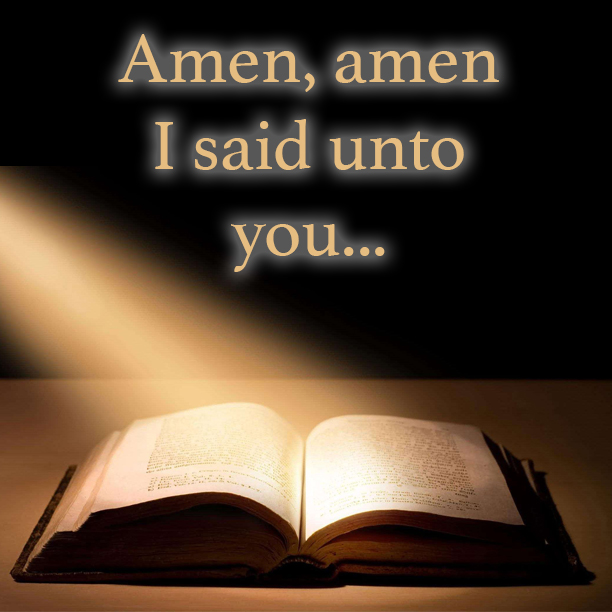 Amen: Behind the word and meaning