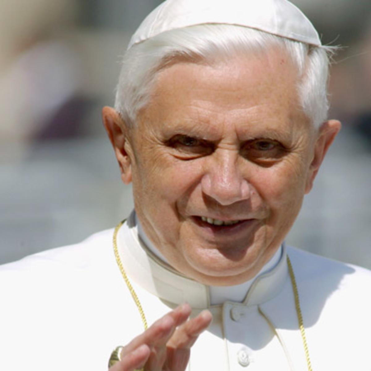 Pope Benedict XVI: Joseph Aloisius Ratzinger