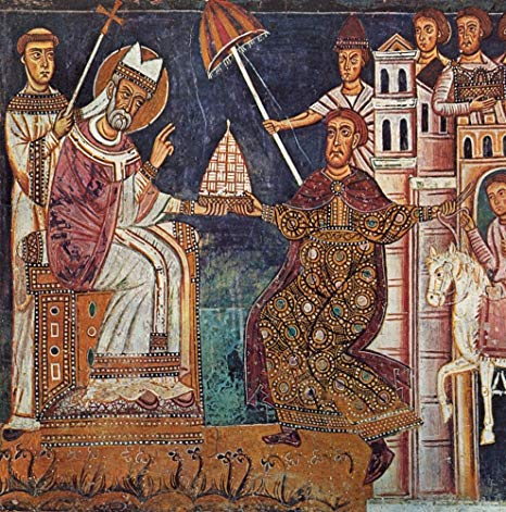The biggest forgery in history: The donation of Emperor Constantine to the Church
