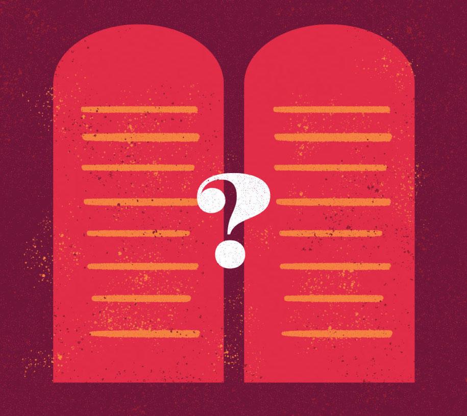 Le 613 Mitzvot: La lista di tutti i comandamenti contenuti nelle Sacre Scritture